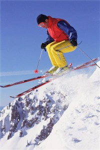 A third of travel insurance claims due to winter sports