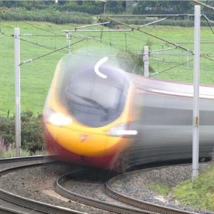 Trains 'more pleasant than planes'
