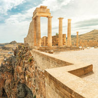 Explore the ancient wonders of Greece