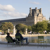 Sit back and soak up the best of Paris