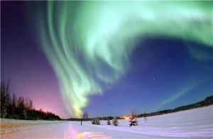 Northern Lights beckoning British travellers