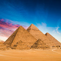 Look beyond Giza to discover more of Egypt's intrigue