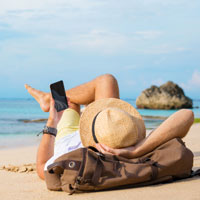 Get more out of your smartphone when you go travelling by downloading these travel apps.