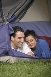 Camping holiday demand grows