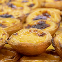 Pastels de Nata are popular in Portugal