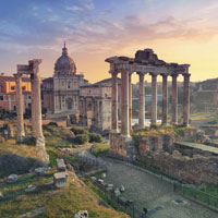 See what Rome has to offer beyond the Stadio Olimpico.