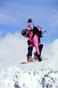 Thrill-seekers 'ignore winter sports travel insurance'